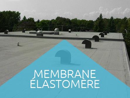 membrane elastomere